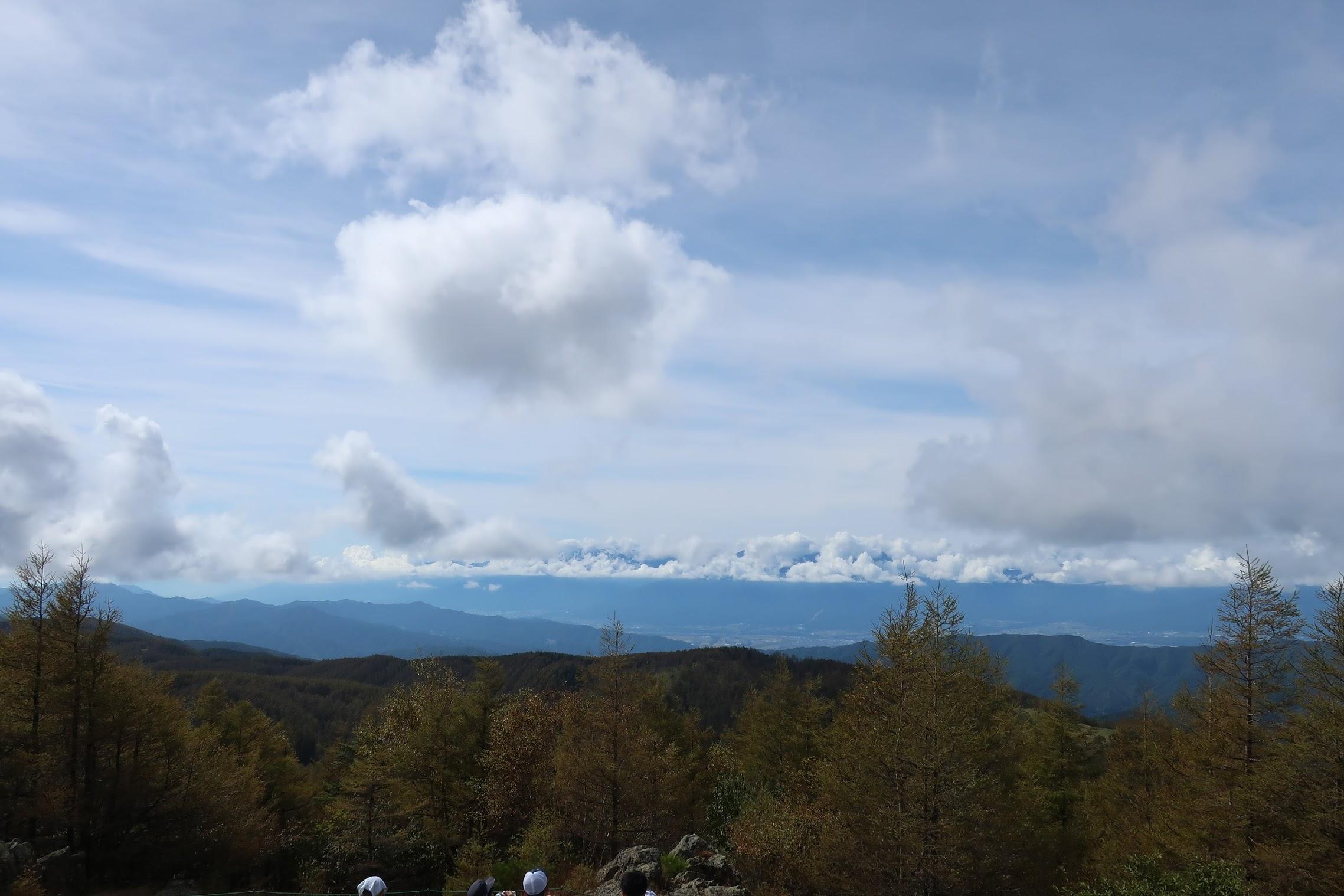 入笠山(にゅうかさやま)